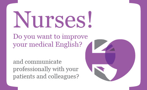 Do you want to improve your medical English?