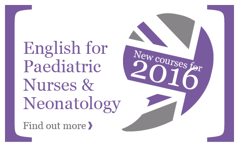 English for paediatric nurses
