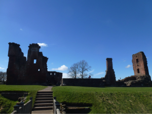 Castle ruin in Penrith